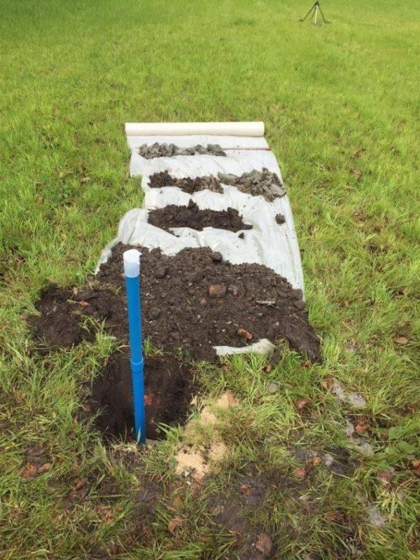 Verkennend bodemonderzoek te Broeksterwâld